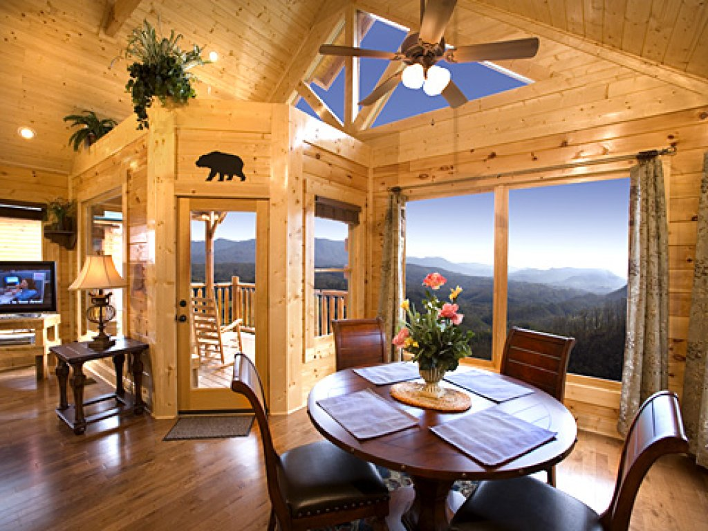 Photo of a Pigeon Forge Cabin named Spellbound - This is the fourth photo in the set.