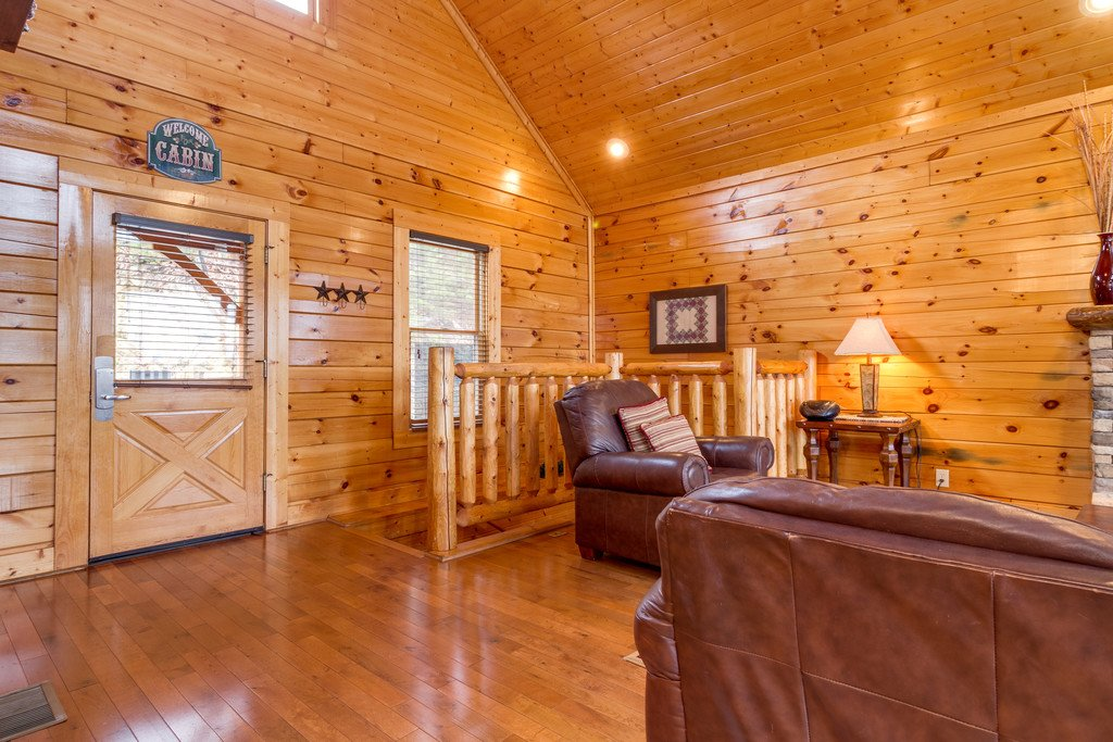 Photo of a Pigeon Forge Cabin named Star Gazer At Legacy Mountain - This is the sixth photo in the set.