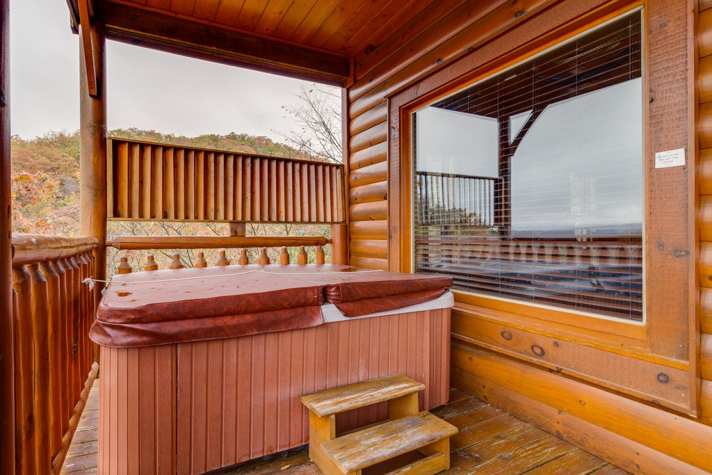 Photo of a Pigeon Forge Cabin named Star Gazer At Legacy Mountain - This is the twenty-fifth photo in the set.