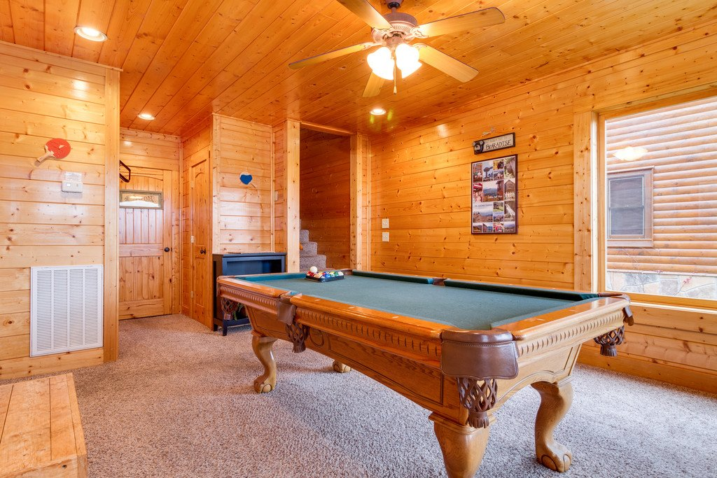 Photo of a Pigeon Forge Cabin named Star Gazer At Legacy Mountain - This is the twenty-second photo in the set.