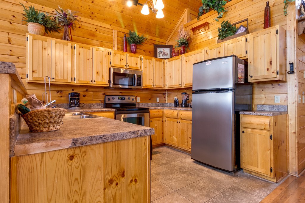 Photo of a Pigeon Forge Cabin named Star Gazer At Legacy Mountain - This is the twelfth photo in the set.