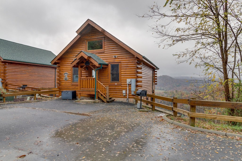Photo of a Pigeon Forge Cabin named Star Gazer At Legacy Mountain - This is the thirty-sixth photo in the set.