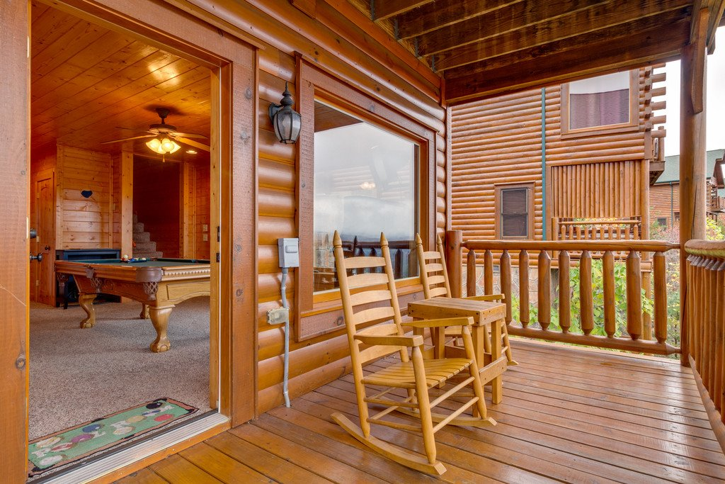 Photo of a Pigeon Forge Cabin named Star Gazer At Legacy Mountain - This is the twenty-third photo in the set.