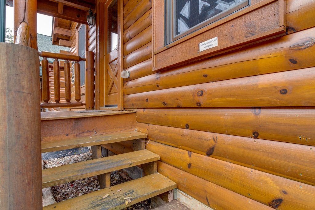 Photo of a Pigeon Forge Cabin named Star Gazer At Legacy Mountain - This is the fourteenth photo in the set.