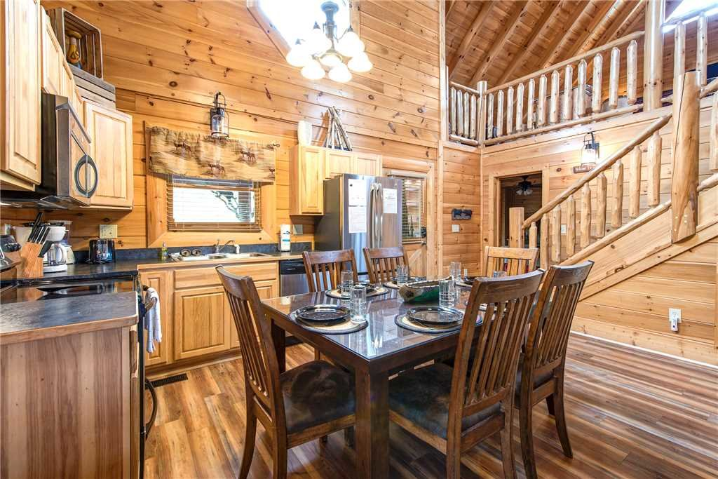 Photo of a Pigeon Forge Cabin named Appalachian Dream - This is the fifth photo in the set.