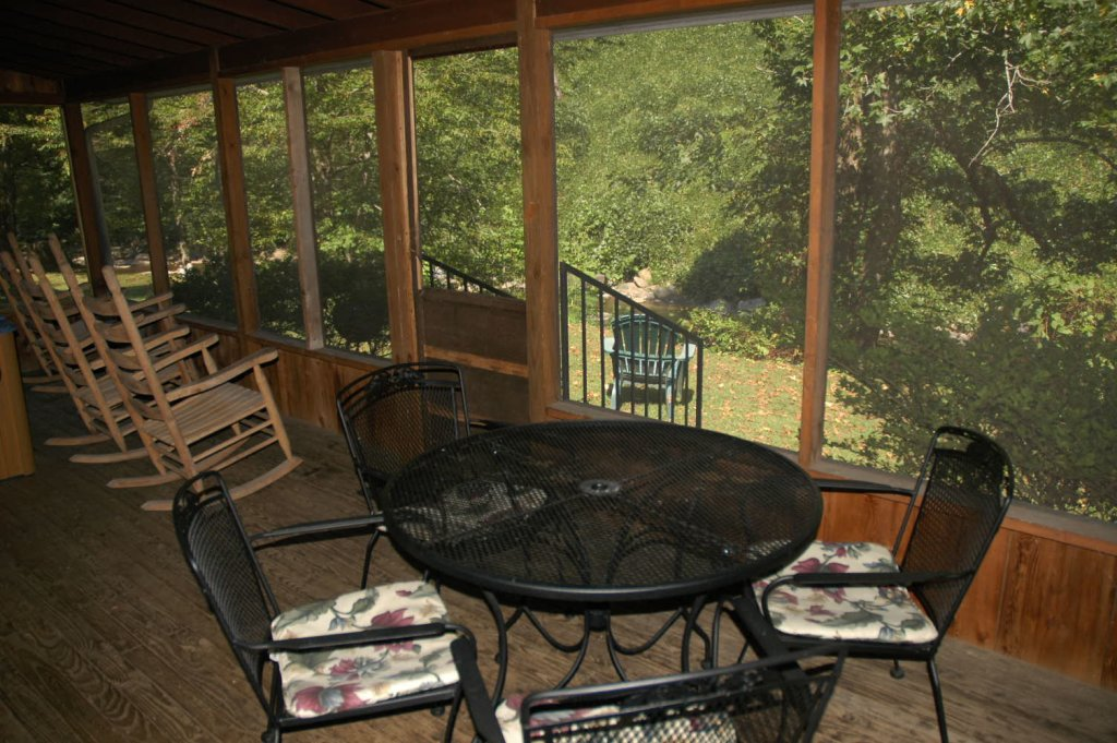 Photo of a Gatlinburg Cabin named Bear Cabin #462 - This is the twenty-seventh photo in the set.