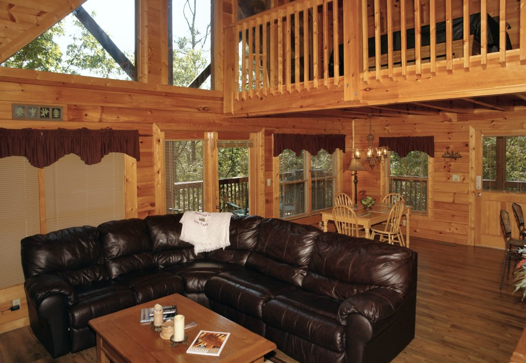 Photo of a Pigeon Forge Cabin named Buddy Bear #249 - This is the eighth photo in the set.