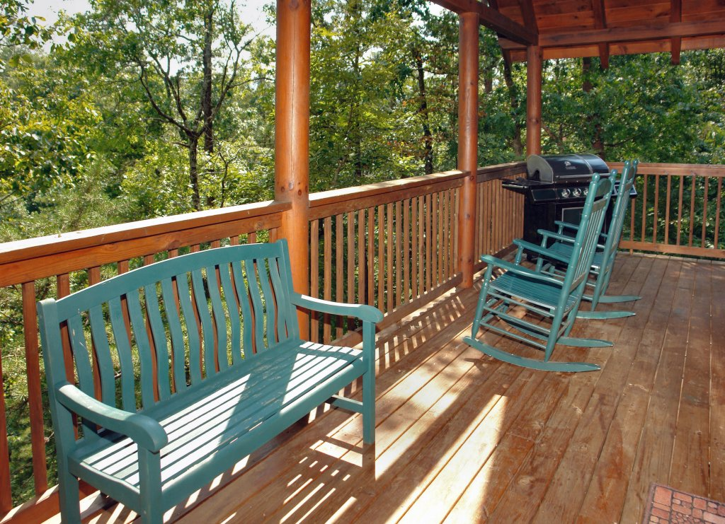 Photo of a Pigeon Forge Cabin named Buddy Bear #249 - This is the sixteenth photo in the set.