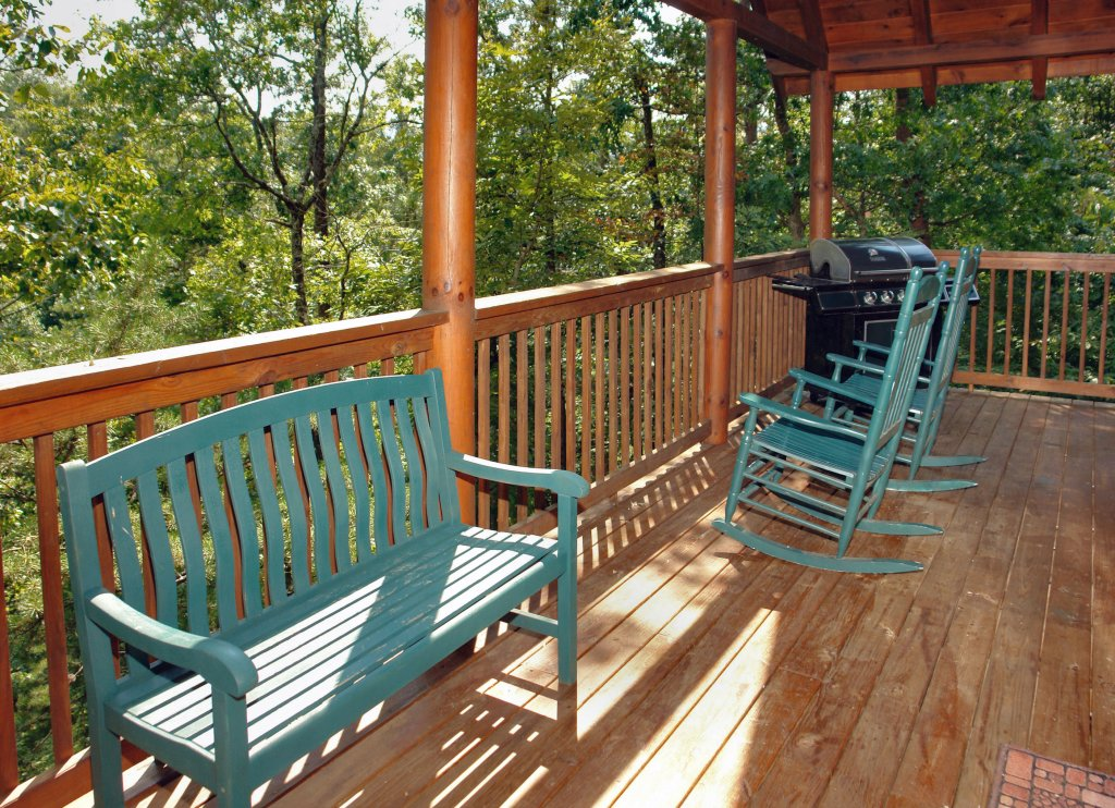 Photo of a Pigeon Forge Cabin named Buddy Bear #249 - This is the thirteenth photo in the set.