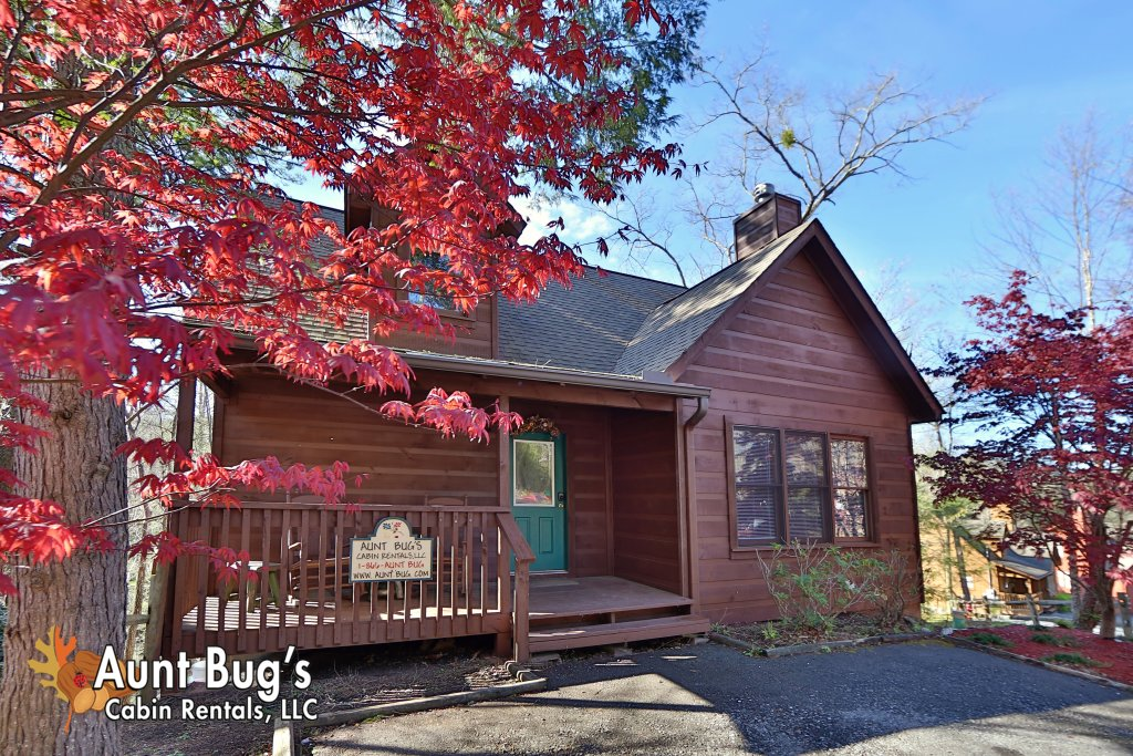 Photo of a Gatlinburg Cabin named Morning Mist #246 - This is the first photo in the set.