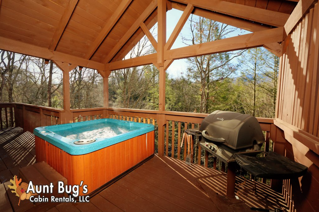 Photo of a Gatlinburg Cabin named Morning Mist #246 - This is the thirteenth photo in the set.