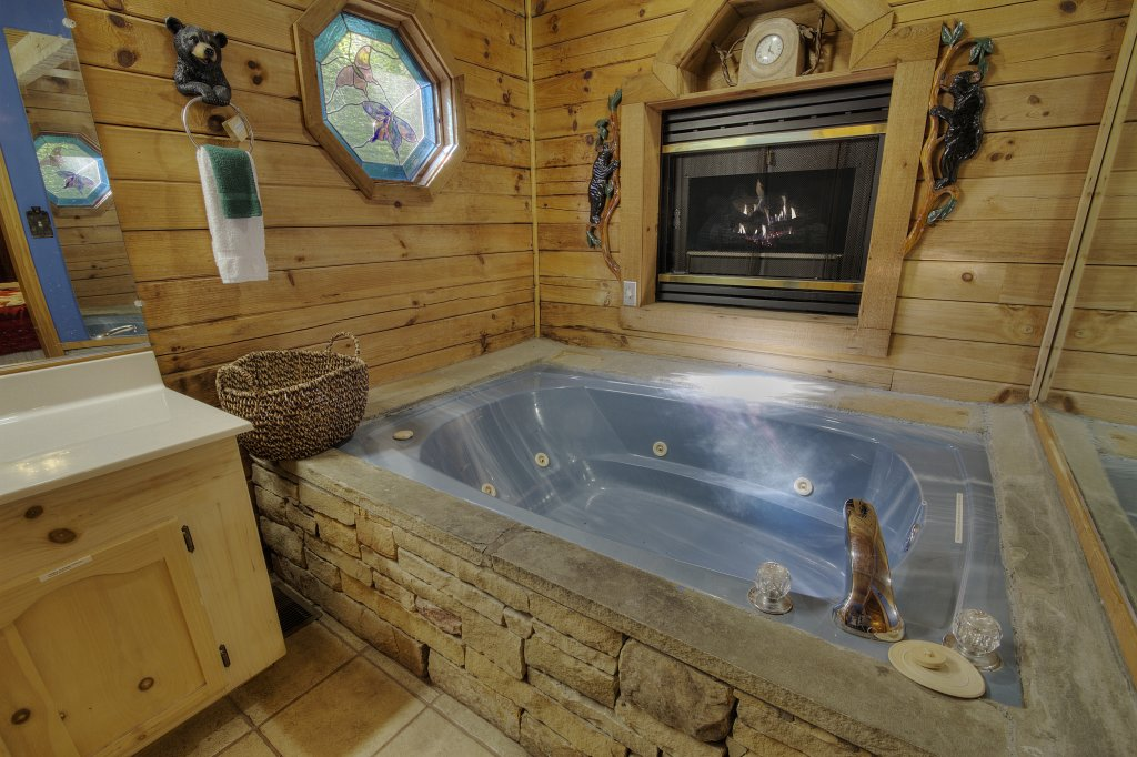 Photo of a Sevierville Cabin named Pure Pleasure Too #202 - This is the eleventh photo in the set.