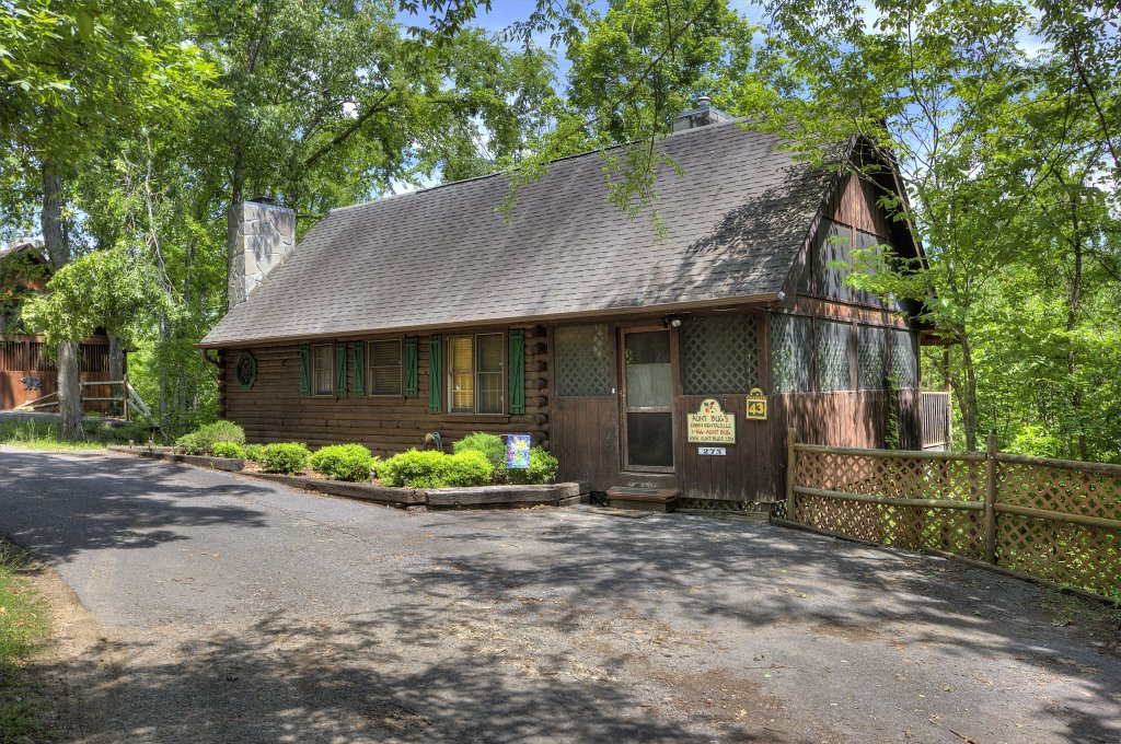 Photo of a Sevierville Cabin named Pure Pleasure Too #202 - This is the twelfth photo in the set.