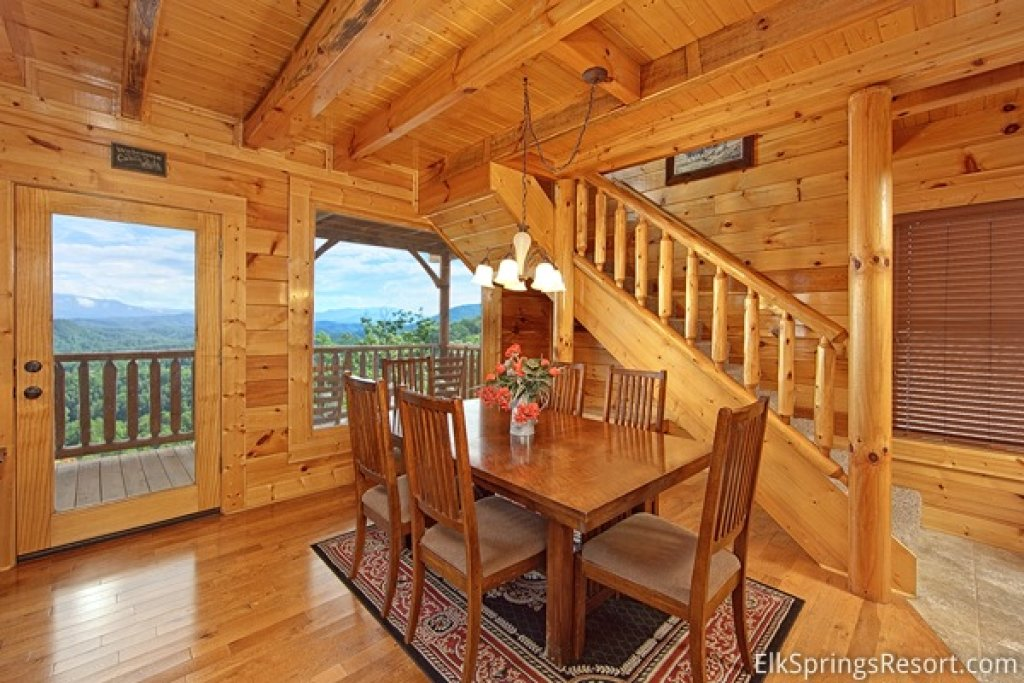 Photo of a Pigeon Forge Cabin named Endless Views (#54) - This is the seventh photo in the set.
