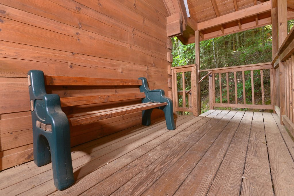 Photo of a Gatlinburg Cabin named Zen Garden #1523 - This is the fourteenth photo in the set.