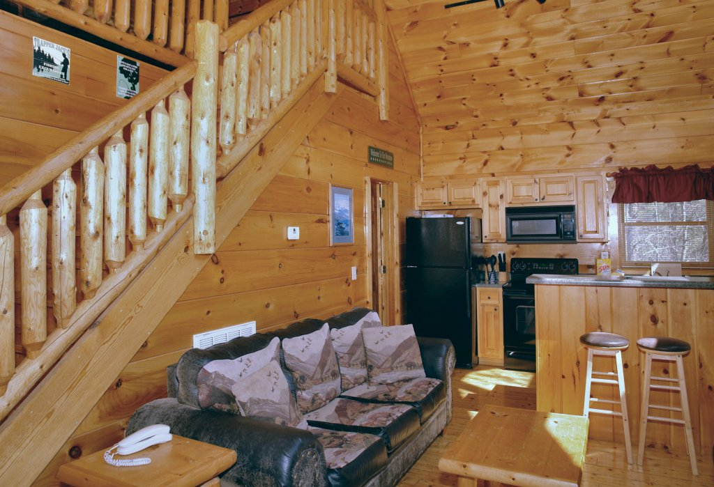 Photo of a Gatlinburg Cabin named Lover's Lake #105 - This is the fourteenth photo in the set.