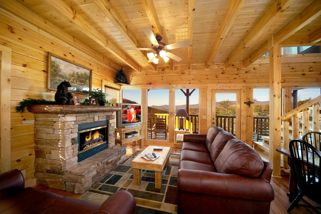 Photo of a Pigeon Forge Cabin named Awesome Views - This is the seventh photo in the set.