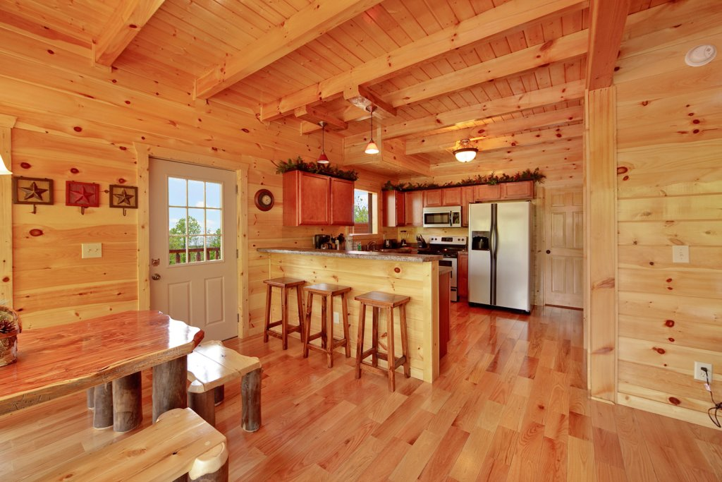 Photo of a Gatlinburg Cabin named Summit Sanctuary - This is the eighth photo in the set.