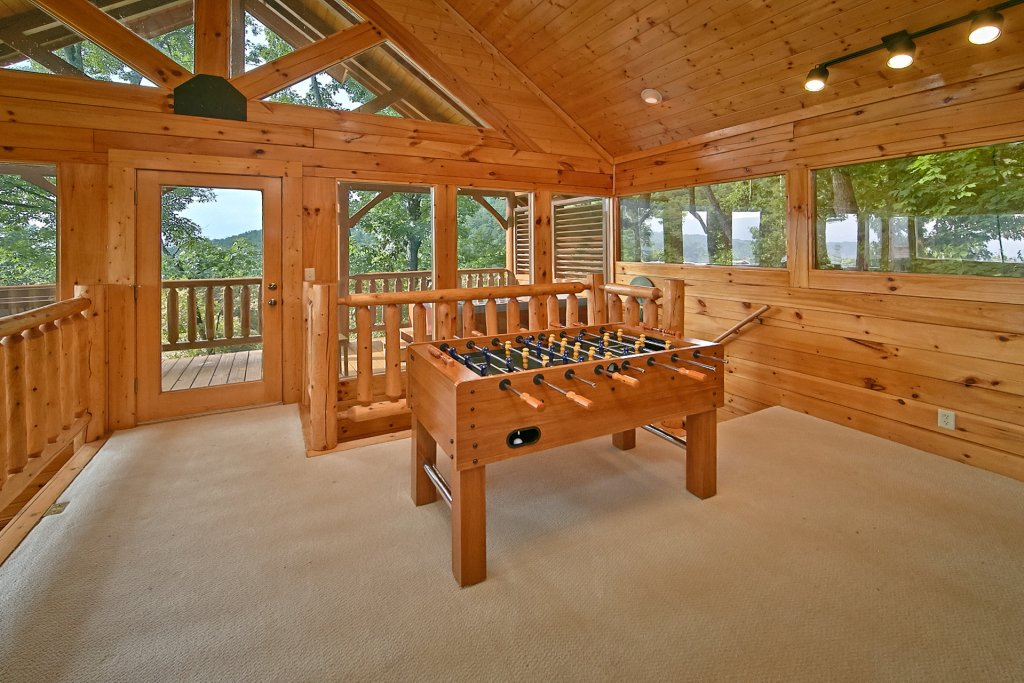 Photo of a Pigeon Forge Cabin named Sweet Retreat - This is the sixth photo in the set.