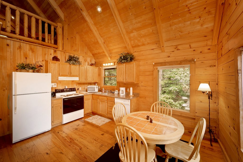Photo of a Gatlinburg Cabin named Buckhaven - This is the eleventh photo in the set.