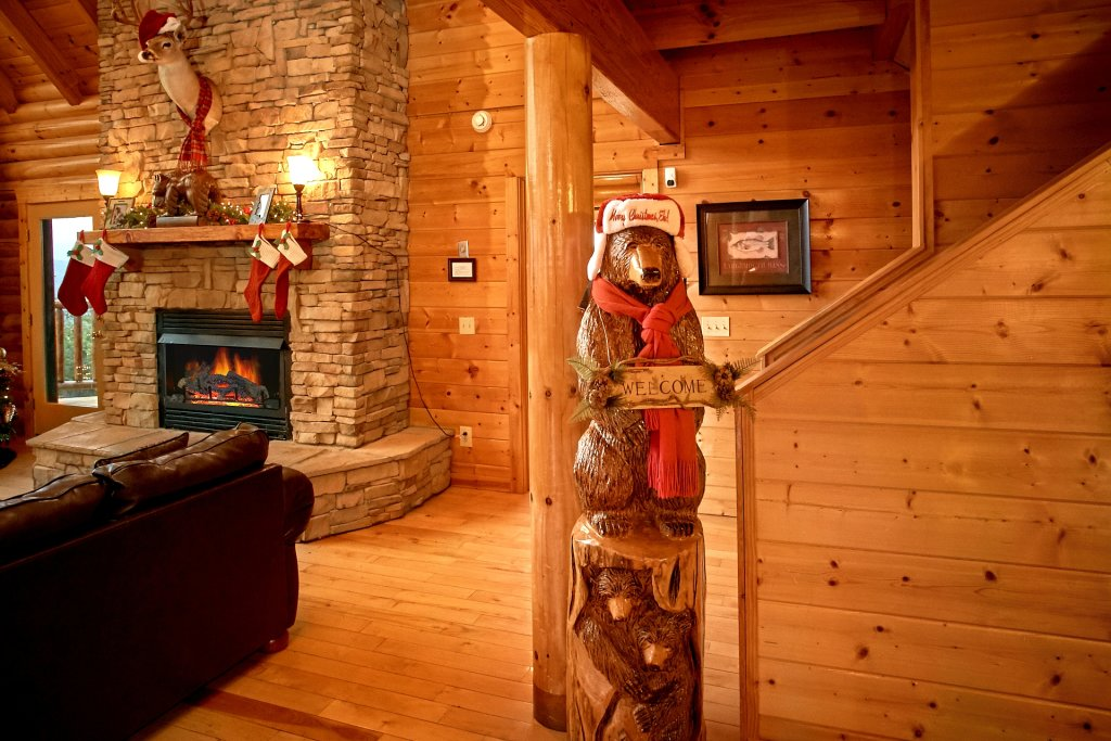 Photo of a Gatlinburg Cabin named Heavenly Heights - This is the thirteenth photo in the set.