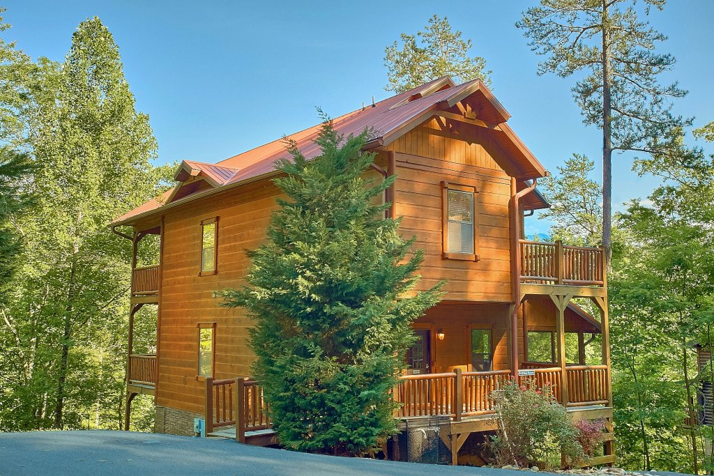 Photo of a Gatlinburg Cabin named Four Seasons - This is the twenty-fourth photo in the set.
