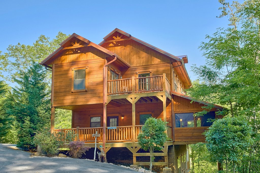 Photo of a Gatlinburg Cabin named Four Seasons - This is the twenty-third photo in the set.