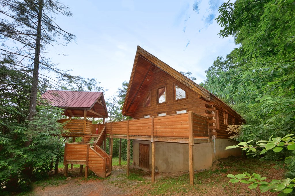Photo of a Gatlinburg Cabin named Buckhaven - This is the fifth photo in the set.