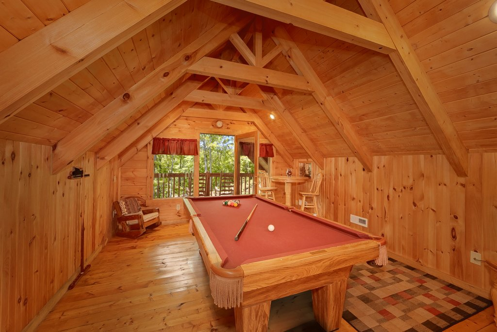 Photo of a Gatlinburg Cabin named Buckhaven - This is the seventh photo in the set.