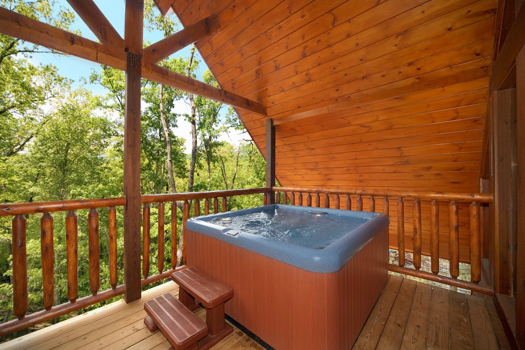 Photo of a Gatlinburg Cabin named Diamond Mine - This is the thirty-second photo in the set.