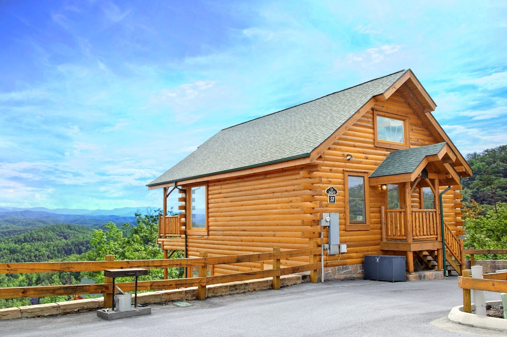 Photo of a Pigeon Forge Cabin named Spectacular Views (#51) - This is the eleventh photo in the set.