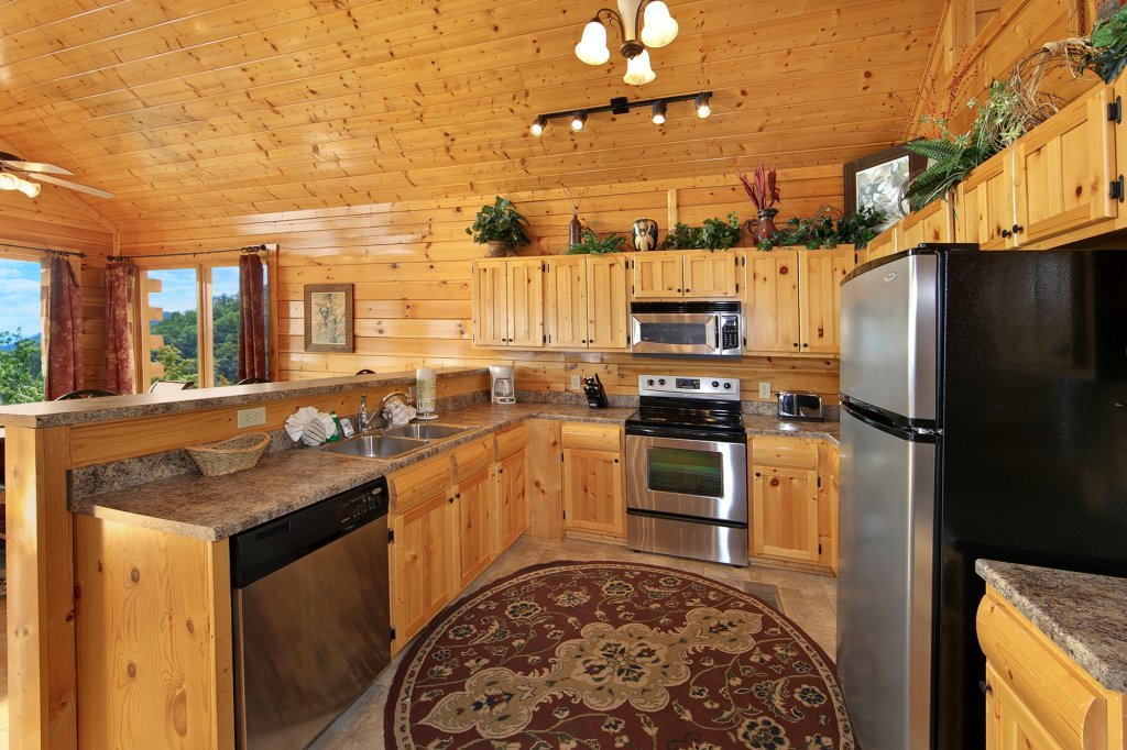 Photo of a Pigeon Forge Cabin named Spectacular Views (#51) - This is the seventh photo in the set.
