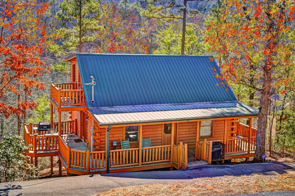Photo of a Gatlinburg Cabin named A Secret Hideaway - This is the nineteenth photo in the set.