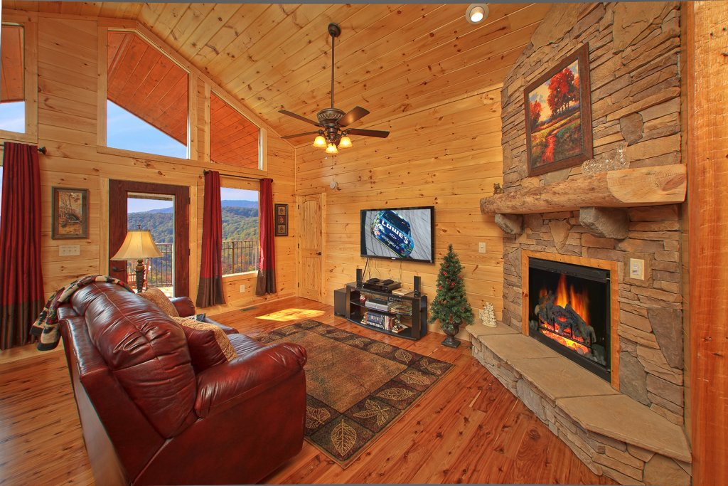Photo of a Gatlinburg Cabin named Mountain Elegance - This is the eighth photo in the set.