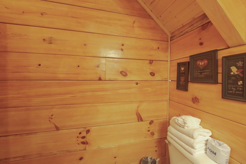 Photo of a Gatlinburg Cabin named Moonshiners Legacy - This is the sixteenth photo in the set.