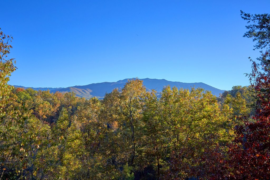 Photo of a Gatlinburg Cabin named Moonshiners View - This is the first photo in the set.