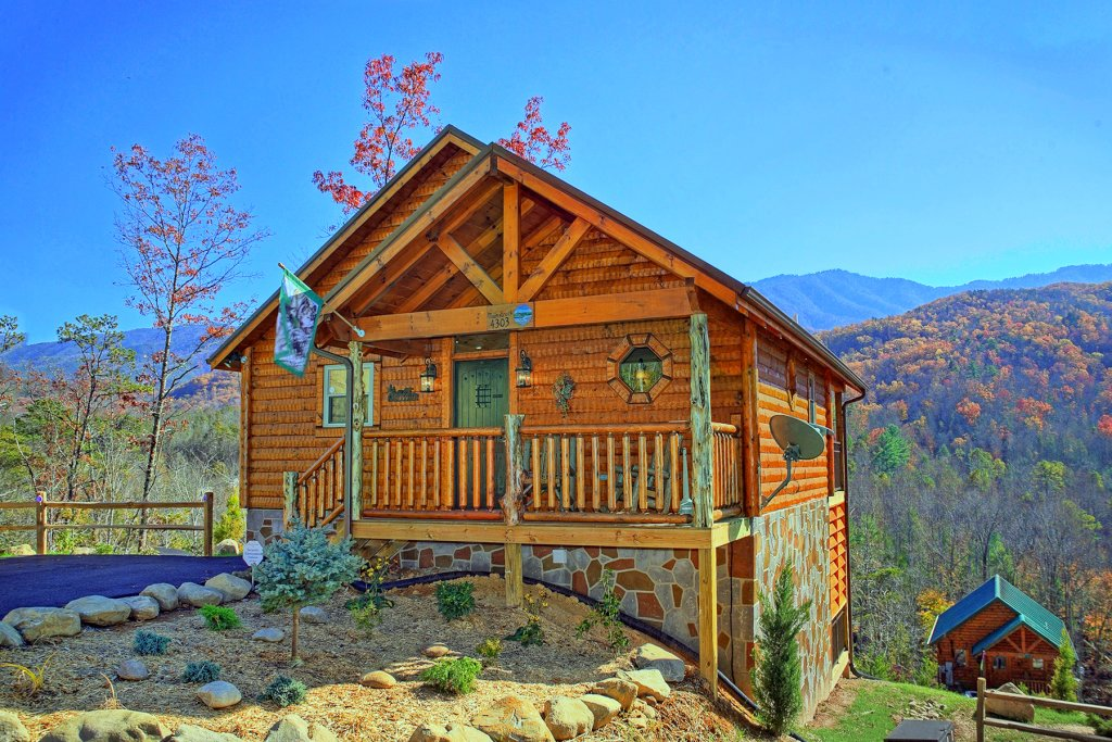 Photo of a Gatlinburg Cabin named Moonshiners Legacy - This is the twenty-first photo in the set.