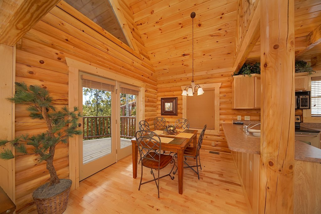 Photo of a Gatlinburg Cabin named Rascals Retreat - This is the sixth photo in the set.