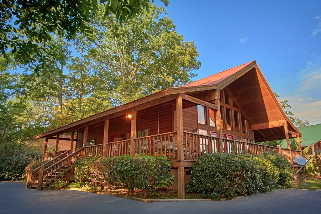 Photo of a Gatlinburg Cabin named Hawks Vue - This is the twentieth photo in the set.