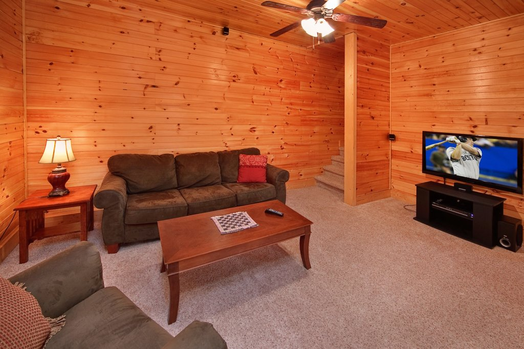 Photo of a Gatlinburg Cabin named Mountain Laurel - This is the twelfth photo in the set.
