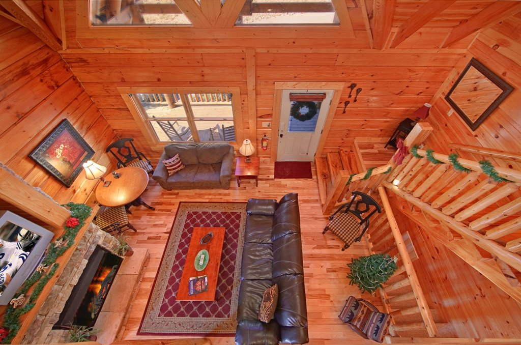 Photo of a Gatlinburg Cabin named Mountain Laurel - This is the sixth photo in the set.