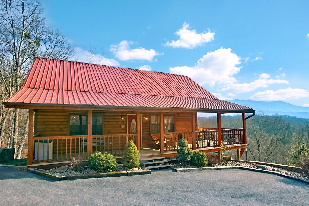 Photo of a Gatlinburg Cabin named Hawks Ridge - This is the eighteenth photo in the set.