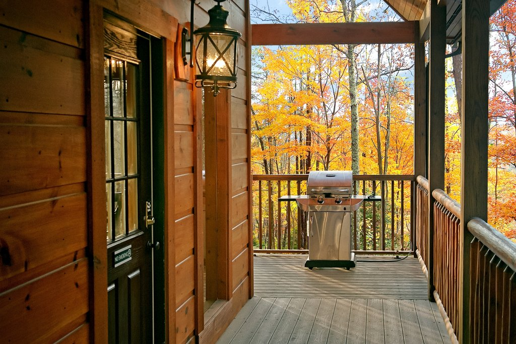 Photo of a Gatlinburg Cabin named Basswood Lodge - This is the eighth photo in the set.