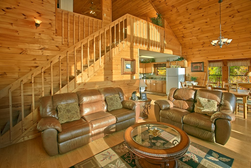 Photo of a Gatlinburg Cabin named Hawks Ridge - This is the ninth photo in the set.