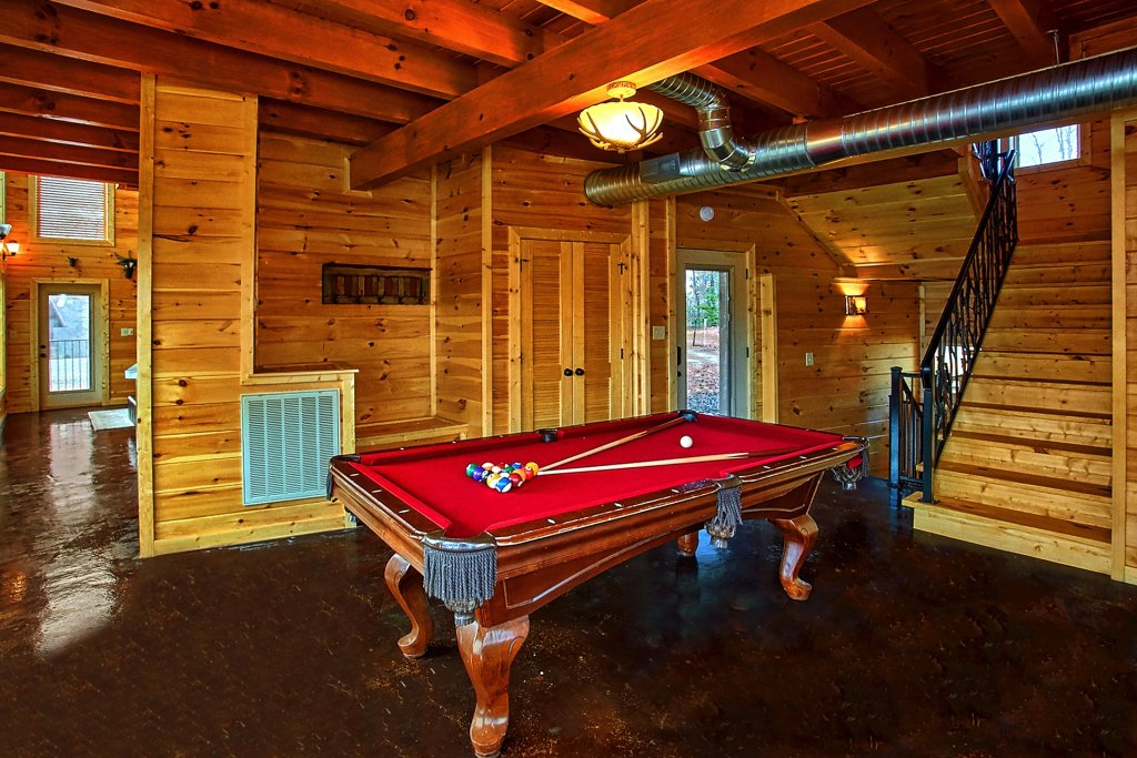Photo of a Gatlinburg Cabin named Urban Cowboy - This is the eighth photo in the set.