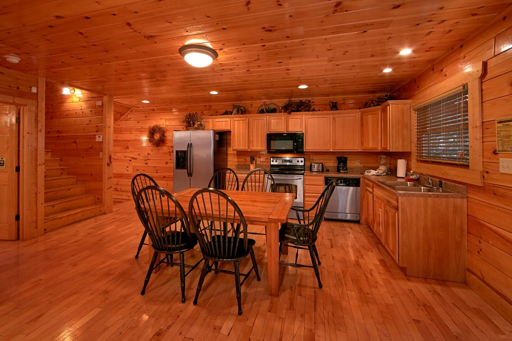 Photo of a Gatlinburg Cabin named Natural Attractions - This is the eighth photo in the set.