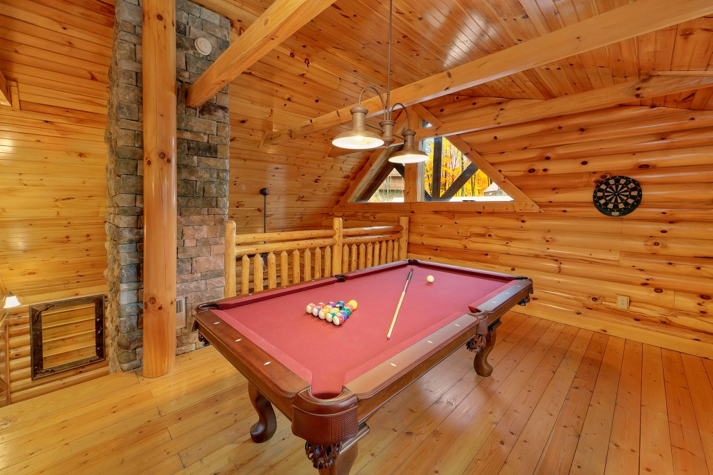 Photo of a Gatlinburg Cabin named Cupids Arrow - This is the fourth photo in the set.