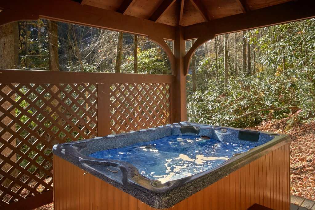 Photo of a Gatlinburg Cabin named Cozy Creek - This is the twenty-ninth photo in the set.