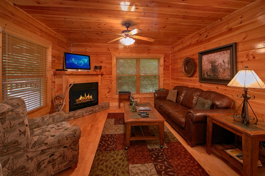 Photo of a Gatlinburg Cabin named Natural Attractions - This is the seventh photo in the set.