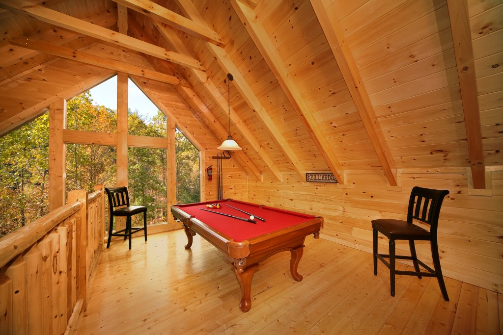 Photo of a Gatlinburg Cabin named Tucked Inn - This is the second photo in the set.